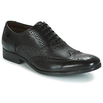 Încăltăminte Bărbați Pantofi Oxford Clarks GILMORE LIMIT Negru
