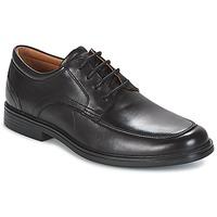 Pantofi Bărbați Pantofi Derby Clarks UN ALDRIC PARK Negru