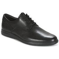 Încăltăminte Bărbați Pantofi Derby Clarks VENNOR WALK Negru