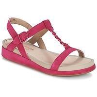 Pantofi Femei Sandale  Hush puppies CHAIN T Malina