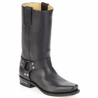 Pantofi Bărbați Cizme casual Sendra boots EDDY Negru