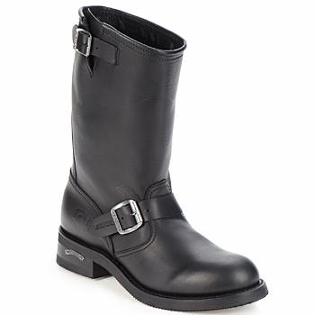Pantofi Bărbați Ghete Sendra boots OWEN Negru