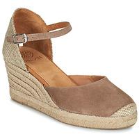 Pantofi Femei Sandale  Unisa CARCERES Taupe