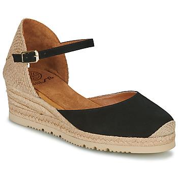 Pantofi Femei Sandale  Unisa CISCA Negru