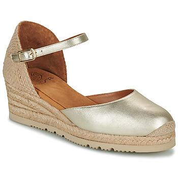 Pantofi Femei Sandale  Unisa CISCA Auriu