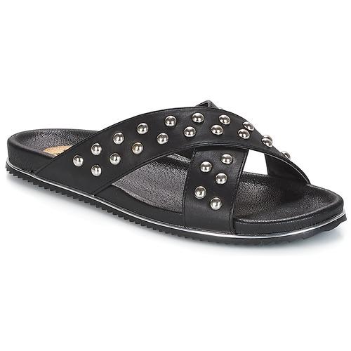Pantofi Femei Papuci de vară Buffalo ALOLAJEP Negru