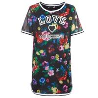 Îmbracaminte Femei Rochii scurte Love Moschino W5A0302 Negru / Multicolor