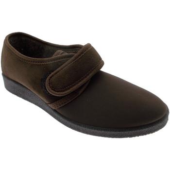 Pantofi Femei Papuci de casă Davema DAV392ma marrone