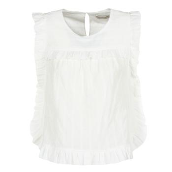 Îmbracaminte Femei Topuri și Bluze See U Soon 8111036 Alb