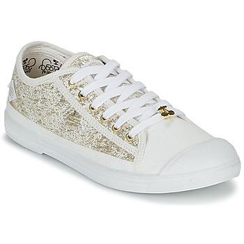 Încăltăminte Femei Pantofi sport Casual Le Temps des Cerises BASIC 02 Auriu