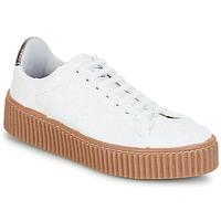 Pantofi Femei Pantofi sport Casual Le Temps des Cerises TALYS Alb