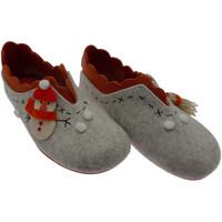 Pantofi Femei Papuci de casă Riposella RIP4572be blu