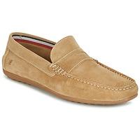Pantofi Bărbați Mocasini Casual Attitude IMOPO Bej