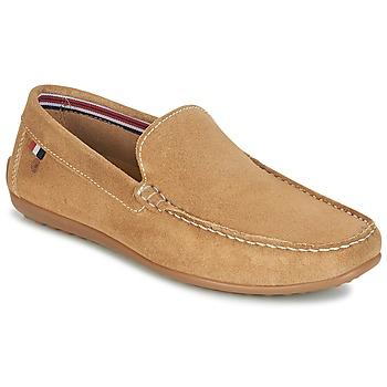 Pantofi Bărbați Mocasini Casual Attitude IMOPOL Camel