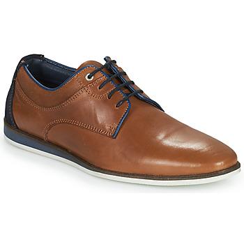 Pantofi Bărbați Pantofi Derby Casual Attitude ILESO Maro