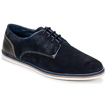 Pantofi Bărbați Pantofi Derby Casual Attitude INOUDER Albastru / Bleumarin