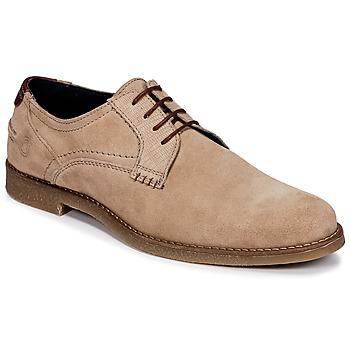 Pantofi Bărbați Pantofi Derby Casual Attitude IGANDA Bej