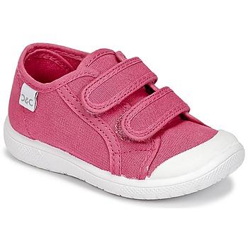 Pantofi Fete Pantofi sport Casual Citrouille et Compagnie GLASSIA Roz