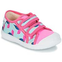Pantofi Fete Pantofi sport Casual Citrouille et Compagnie GLASSIA Multicolor