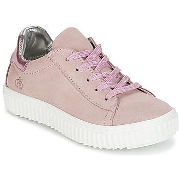 Pantofi Fete Pantofi sport Casual Citrouille et Compagnie IPOGUIBA Roz