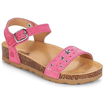 Pantofi Fete Sandale și Sandale cu talpă  joasă Citrouille et Compagnie IHITO Roz