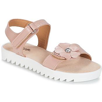 Pantofi Fete Sandale  Citrouille et Compagnie ILODO Roz