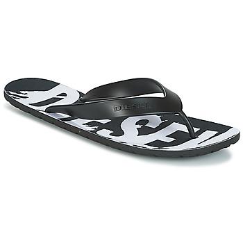 Pantofi Bărbați  Flip-Flops Diesel SPLISH Negru