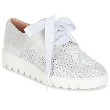 Încăltăminte Fete Pantofi Derby Acebo's MAPLATA Argintiu