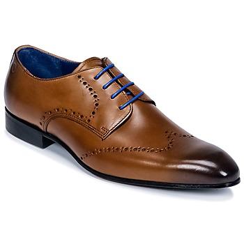 Pantofi Bărbați Pantofi Derby Carlington FRUTO Maro
