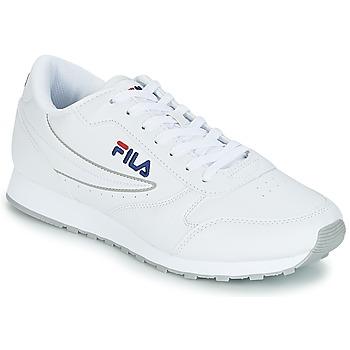 Pantofi Bărbați Pantofi sport Casual Fila ORBIT LOW Alb