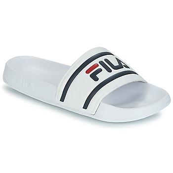 Pantofi Bărbați Șlapi Fila MORRO BAY SLIPPER Alb