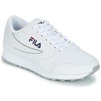 Pantofi Femei Pantofi sport Casual Fila ORBIT LOW WMN Alb