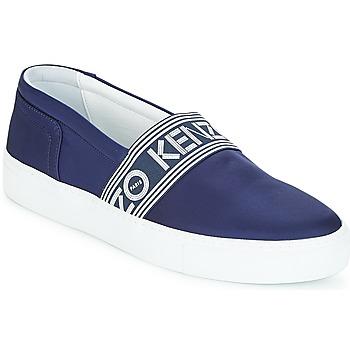 Pantofi Femei Pantofi Slip on Kenzo KAPRI SNEAKERS Bleumarin