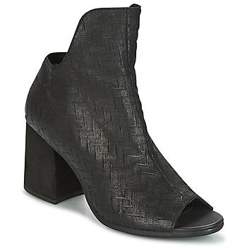 Pantofi Femei Sandale și Sandale cu talpă  joasă Papucei SAHARA Negru