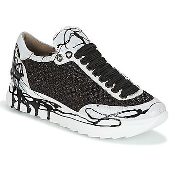 Încăltăminte Femei Pantofi sport Casual Now CARK Negru / Alb