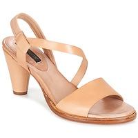 Pantofi Femei Sandale și Sandale cu talpă  joasă Neosens MONTUA Nude