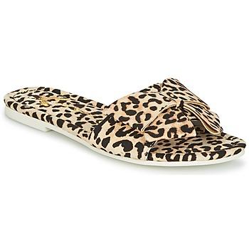 Pantofi Femei Papuci de vară Lola Ramona COCCOL Leopard