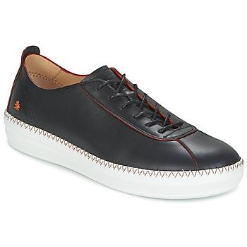 Încăltăminte Femei Pantofi sport Casual Art TIBIDABO 1342 Negru