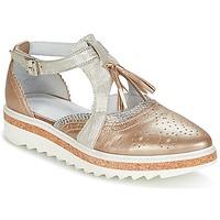 Încăltăminte Femei Pantofi Derby Regard RASTANU Bronz