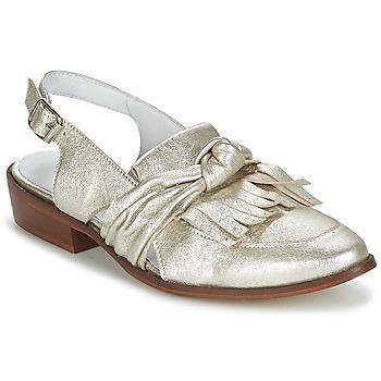 Pantofi Femei Mocasini Regard RELABI Auriu