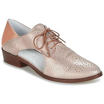 Încăltăminte Femei Pantofi Derby Regard RELAFU Roz