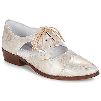 Încăltăminte Femei Pantofi Derby Regard RELAX Bronz