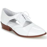 Încăltăminte Femei Pantofi Derby Regard RELAX Alb
