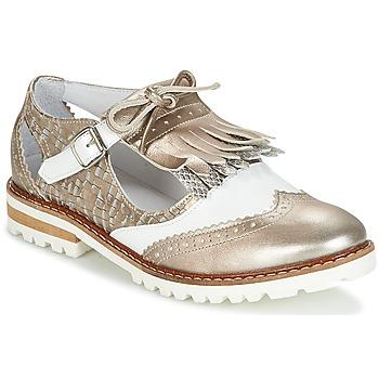 Pantofi Femei Pantofi Derby Regard RETAZO Bronz