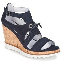 Încăltăminte Femei Sandale și Sandale cu talpă  joasă Regard RYACAS Albastru