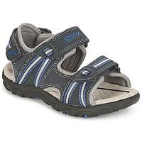 Încăltăminte Băieți Sandale sport Geox J S.STRADA A Bleumarin
