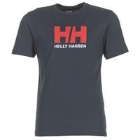 Îmbracaminte Bărbați Tricouri mânecă scurtă Helly Hansen HH LOGO Bleumarin
