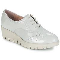 Pantofi Femei Mocasini Wonders PIEROD Nude / Lac