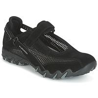 Pantofi Femei Sandale sport Allrounder by Mephisto NIRO Negru
