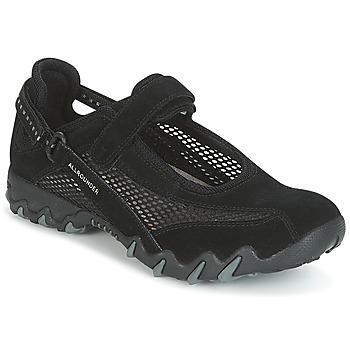 Încăltăminte Femei Pantofi sport Casual Allrounder by Mephisto NIRO Negru